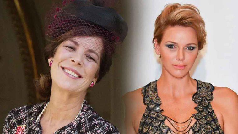 Caroline de Monaco soulagée, Charlène en bonne voie, vacances à Zurs avec Charlotte Casiraghi !